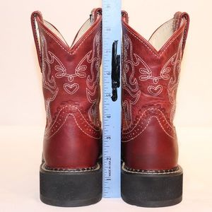 Ariat Shoes - ARIAT Red Western Boot